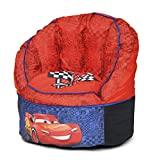 Disney Cars Toddler Bean Bag Chair, Red