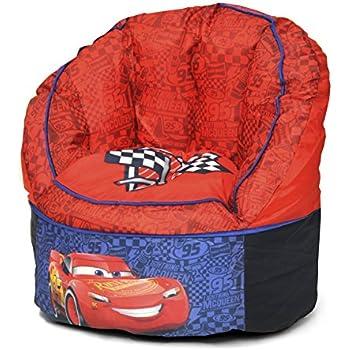Amazon Com Spiderman Bean Bag Sofa Chair Toys Amp Games