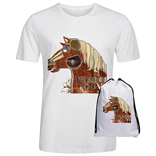 Junior Boys The Dead Horse Ep T Shirts For Men - Ford Canada Tom