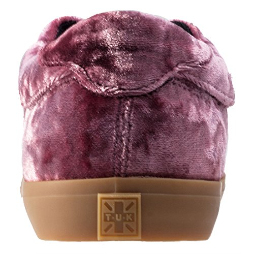 Baskets Velvet ring u Pink Vlk T Femmes No Vulcanized k x18wRqOU