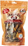 Smokehouse 100-Percent Natural Duck And Sweet Potato Dog Treats, 8-Ounce For Sale