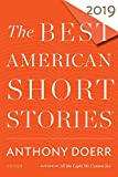 Image of The Best American Short Stories 2019 (The Best American Series ®)