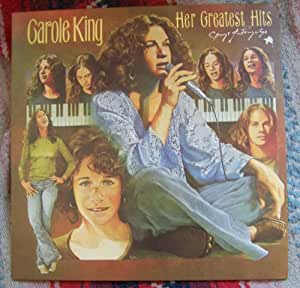 Carole King Synthesizer Guitar Piano Keyboards And Vocals
