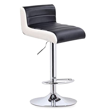 Astonishing Amazon Com Fenping Bar Stool Barstool With Backrest Gmtry Best Dining Table And Chair Ideas Images Gmtryco