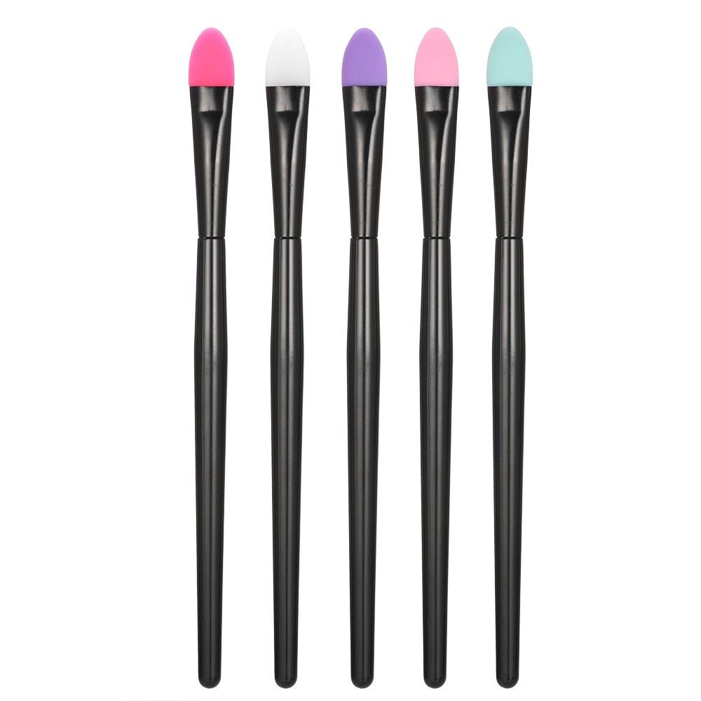 Anself - 5x Cepillos de Silicona para Maquillaje de Sombra de Ojos W4472-3-HKFBM3