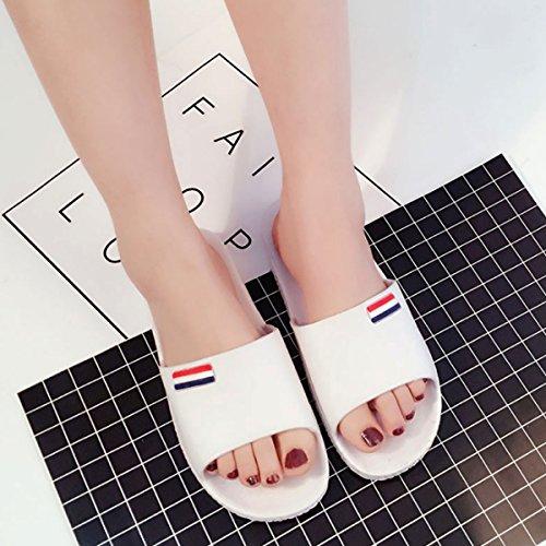 House Slippers Outdoor Women Beach Indoor Adela White Girl Sandal Rubber Waterproof Boutique Anti Bathroom Skip YHCFxqgw