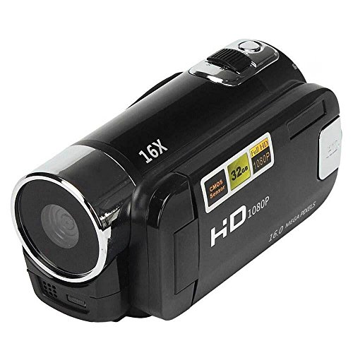 Docooler Digital Camera for Home Use Travel DV Cam 1080P Videocam Camcorder Videocamcoder