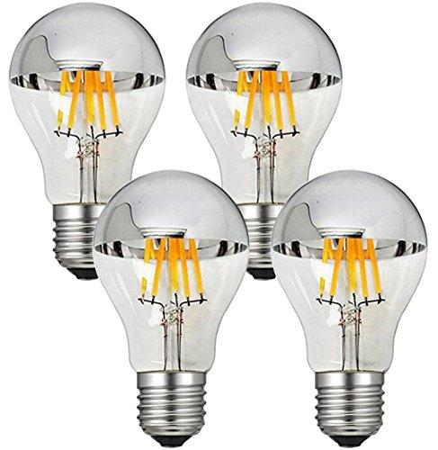 Half Chrome Light Bulb Led in US - 6