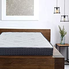 Features: balanced comfort, flexibility and high resilience a layer of organic based Bio Memory foam consisting mainly of castor oil improves blood circulation and promotes muscle relaxation prevents and relieves back pain equipped with the I...
