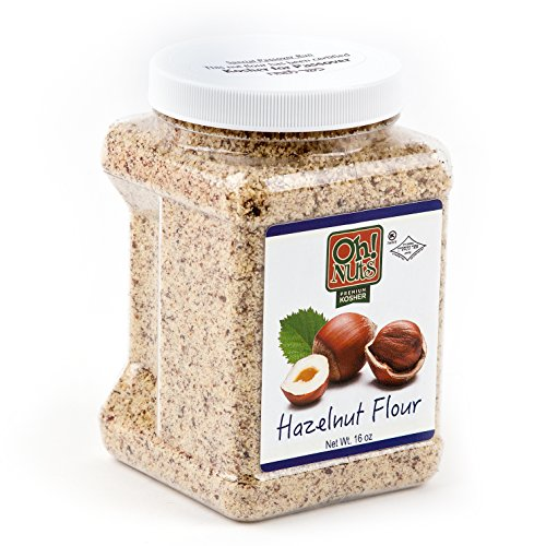 Jars - Oh! Nuts (Ground Hazelnuts 2 Pack) (Hazelnut Flour)