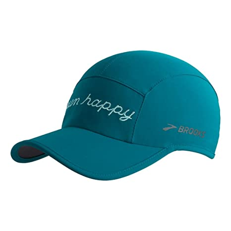 Brooks Unisex Run Happy Sherpa Hat (BRK-280355 3956810 O S (359)  OCEAN POOL)  Amazon.ca  Luggage   Bags ba36b9a74a4