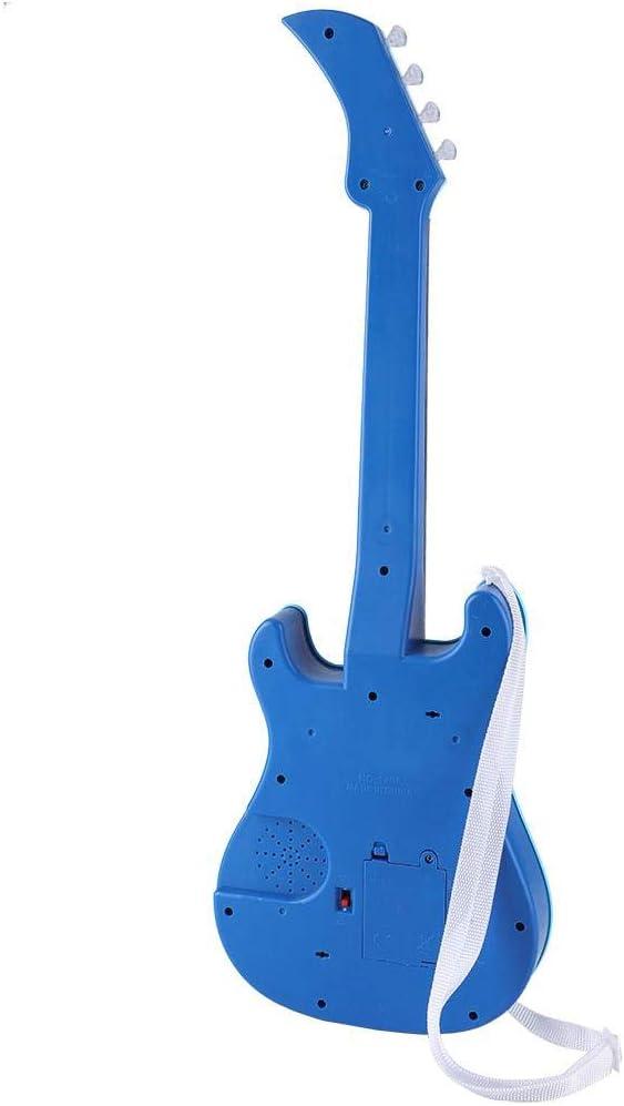 Alomejor Juguete para niños Instrumentos de Guitarra Niños ...