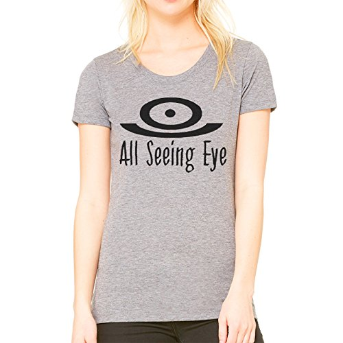 All Seeing Eye Damen T-Shirt