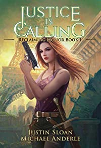 Justice Is Calling by Justin Sloan ebook deal