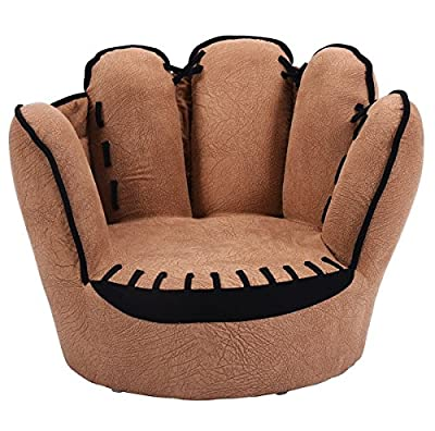HPWHome - Five Finger Style Kids Sofa - Ideal Space Saving Furniture - Comfortable Material - Lightweight For Easy Handling - Perfect For Indoor And Outdoor Use