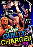 ECW Guilty As Charged 1999 DVD-R
