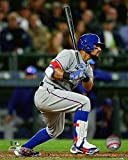 "Rougned Odor Texas Rangers 2016 MLB Action Photo (Size: 11"" x 14"")"
