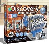 Discovery Kids #MINDBLOWN Model Engine Kit, DIY