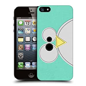 Head Case Designs Penguin Animal Patches Protective Snap-on Hard Back Case Cover for Apple iPhone 5 5s