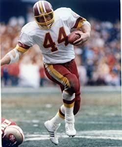 John Riggins Washington Redskins 8x10 Sports Action Photo (g)
