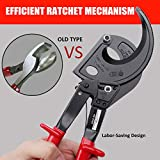 Yangoutool Ratcheting Cable Cutters and Heavy Duty