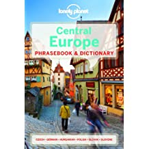 Lonely Planet Central Europe Phrasebook & Dictionary 4th Ed.: 4th Edition