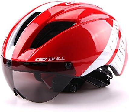 Cairbull MTB Ciclismo Casco Bicicleta Montaña para Adulto Hombre ...