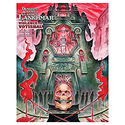 Dungeon Crawl Classics Lankhmar #4: Violence for Votishal: Toys & Games [5Bkhe0506461]