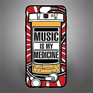 Samsung Galaxy J7 Prime Music is my Medicine