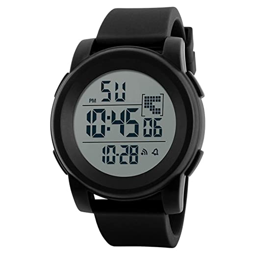 Luxury Men Analog Digital Military Army Sport Led Waterproof Wrist Watch Women Sport Watch Silicone Electronic Watch Waterproof Watches Digital Watches