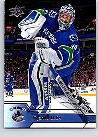 Amazon.com  Hockey NHL 2016-17 Upper Deck  183 Ryan Miller  183 NM+ ... 1a9851e82