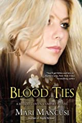 Blood Ties (A Blood Coven Vampire Novel) Paperback