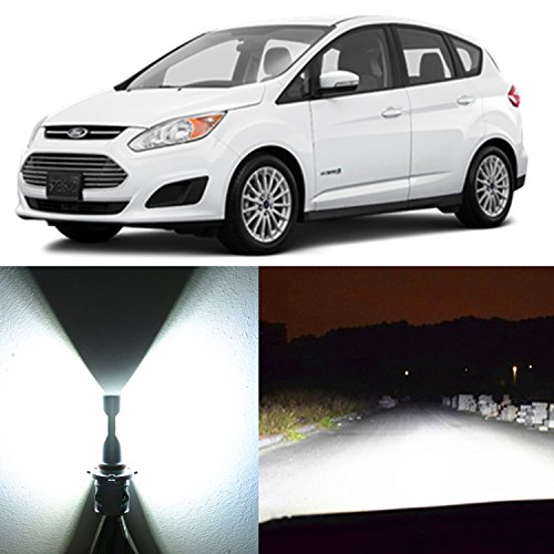 Ford C-Max LED Projector Headlights, LED Projector