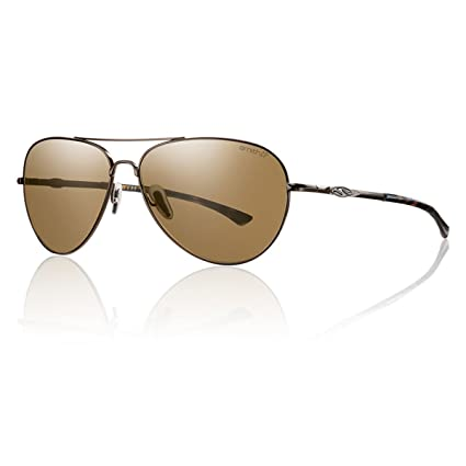 15fb78d6ec Amazon.com  Smith Optics Audible Premium Lifestyle Polarized ...