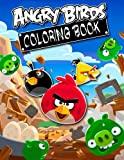 Angry Birds Coloring Book: Great 27 Illustrations for Kids