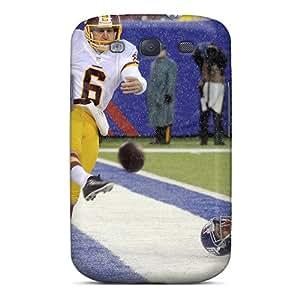 Hot Design Premium JZliKSj8238aQMYC Tpu Case Cover Galaxy S3 Protection Case(redskins-giants Nfl Game)