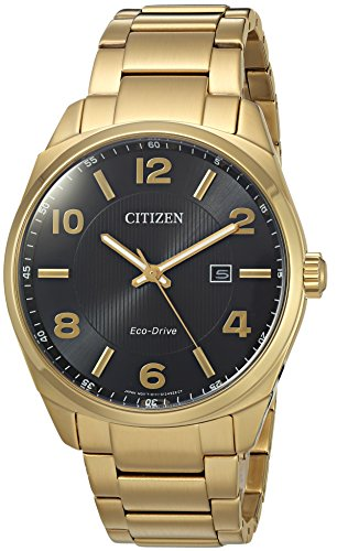Citizen Eco Drive Stainless Steel BM7322 57E