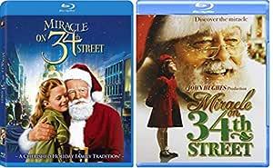 Miracle On 34th Street (1947) / Miracle on 34th Street (1994) (Blu-ray) (2-Pack)