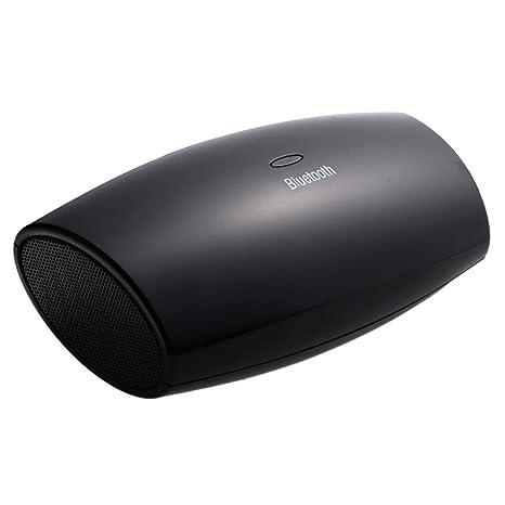 VKTECH® Altavoz Bluetooth Portátil Inalámbrico Estéreo 3.5mm USB para Movíles PC Portátil Batería Recargable