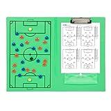 Trademark Innovations Magnetic Soccer Clipboard