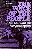 The Voice of the People 9780719005848