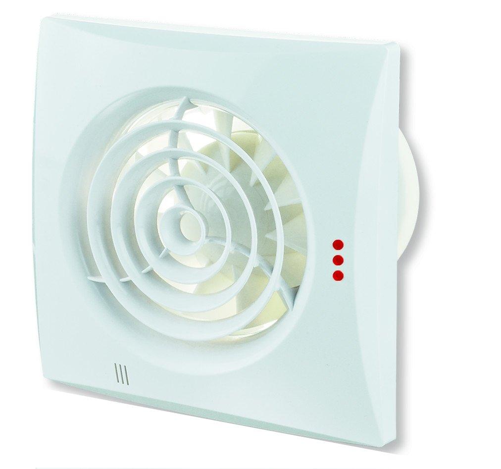 Abluftventilator Quiet easy - nicht nur leise sondern still, ohne Timer einfache Montage SKS24