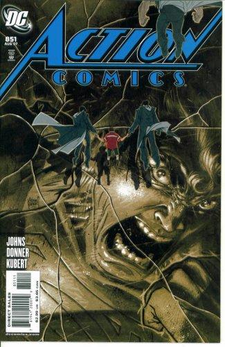 Action Comics #851 : Last Son Part Four (DC Comics) pdf
