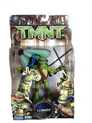 Teenage Mutant Ninja Turtles Movie Figure: Leonardo (Movie Ninja Turtles Figures)