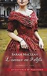 La famille St. John, Tome 1 : L'amour en 9 défis par MacLean