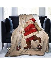 Girls Big Ben Throw Blanket Chic London Telephone Booth Fleece Blanket Retro UK Theme Plush Blanket for Sofa Couch Girly Cute Cartoon England Fuzzy Blanket Room Decor King