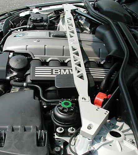 Racing Dynamics 196.99.60.100 Front strut brace, NEW GTR style, BMW 5 Series E60 (Front Strut Brace Dynamics Racing)