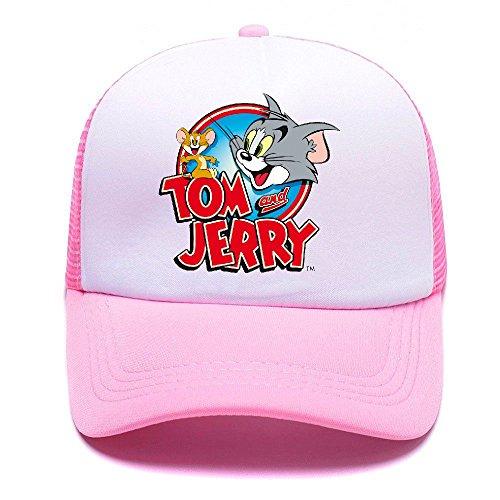 Women Trucker de Béisbol Girl for Boy Pink Gorras Caps Hat and 6W2AF1 Tom Men Baseball J FU8W7ntHzq