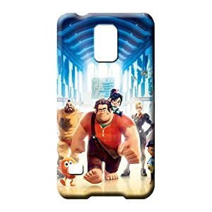 samsung galaxy s5 Abstact Premium For phone Protector Cases phone carrying covers wreck it ralph 3d movie