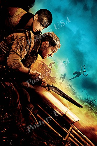 """Posters USA - Mad Max Garfield A Tail of Two Kitties Movie Poster GLOSSY FINISH - MOV416 (16"""" x 24"""" (41cm x 61cm))"""
